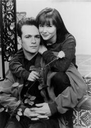 luke_perry_and_shannen_doherty | Beverly hills 90210