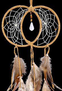 .double dream catcher