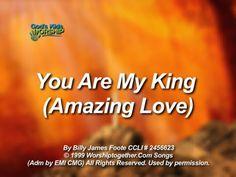 You Are My King (Amazing Love) - God's Kids Worship Kids Worship Songs, You Are My King, Praise Songs, Godchild, Love, Amazing, Music, Youtube, Amor