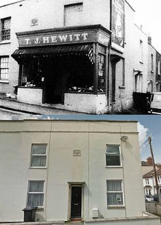 Bristol Then & Now - British Road, Bedminster Domesday Book, East Street, Bristol City, Then And Now, Old Photos, The Neighbourhood, British, Cottage, Bath
