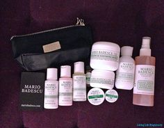 Winter Skin Care Routine w/  @Mario Law Law Badescu Skin Care products