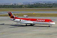 Avianca Brasil  Fokker 100 (F-28-0100) Civil Aviation, Airplanes, Aircraft, Brazil, Planes, Aviation, Airplane, Plane