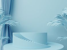 Abstract Podium Background For Placing Products And For Placing Prizes With Blue . Podium, Freepik, 3 D, Stock Photos, Places, Blue, Vectors, Train, Products