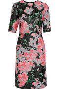 Erdem|Ivy silk-blend jacquard dress|NET-A-PORTER.COM