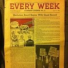 Vintage WW II April 7-11,1941 Every Week Current Events #2 Newspaper. Good! - 7111941, April, Current, Events, every, good, Newspaper, Vintage, Week