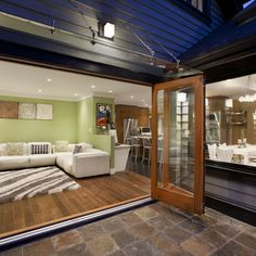 Exterior Glass Doors Design, Pictures, Remodel, Decor and Ideas