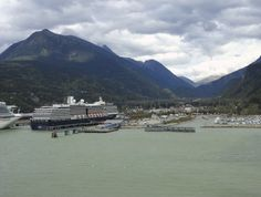 Skagway, Alaska, photo by Tommie Lyn