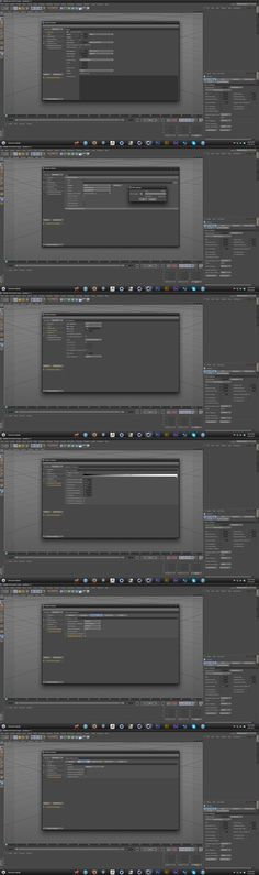 My Cinema 4D Basic Global Illumination Settings by Amikafy.deviantart.com on @DeviantArt
