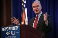 Tom Price is lying about the GOP health plan - Vox