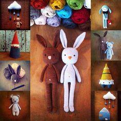 Alles neu macht der Mai! #handmade #crochet #amigurumi #Mai #may #Berlin