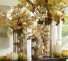 Fall 2012 Decor Ideas from Pottery Barn