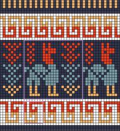 «Жаккардовые узоры. Интарсия». Обсуждение на LiveInternet - Российский Сервис Онлайн-Дневников