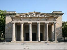 Karl Friedrich Schinkel - Neue Wache, Unter den Linden, Berlin