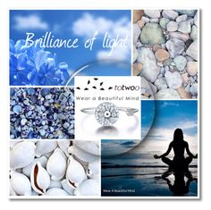 """Brilliance of light by Totwooglobal.com"" by andrea2andare ❤ liked on Polyvore featuring WearableTech, totwoo and smartjewelry"