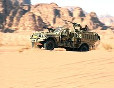 Pegasus Special Operations Vehicle (SOV) | Our Products | Jankel
