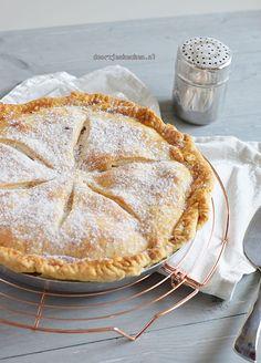 Amerikaanse appeltaart   Doortjes Keuken   Bloglovin'