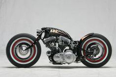 "Cyril's ""Rock 'n Bike"" - custom racer"