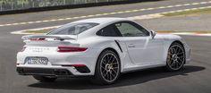 2017 Porsche 911 Turbo Performance
