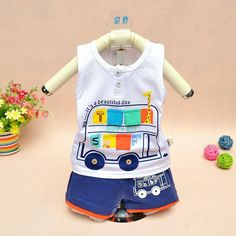 Baby summer male summer set 6 12 months old baby summer set infant clothes 0 2-inClothing Sets from Apparel & Accessories on Aliexpress.com | Alibaba Group
