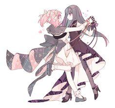 Madoka Magica, Manga Anime, Anime Art, Character Art, Character Design, Magical Girl, Shoujo, Cute Art, Art Reference