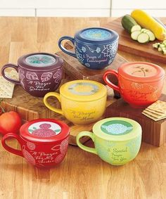 Friendship inspire Soup Mug gift set & Coaster Set With words to warm his/her Special heart!Tigerfnsales