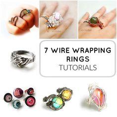 Gli anelli non sono mai abbastanza ! Ecco 7 tutorial con la tecnica wire wrapping per realizzare 7 diversi modelli di anelli http://ift.tt/2f3ZDU4 . . . #archidee #becreative #bepositive #ring #instaring #copper #wirewrapping #wirewrapped #wirewrapjewelry #anello #lordoftherings #rings #tutorial #youtube #blog #blogger #instablog #blogging #jewelryblogger #jewelryblog #instajewelry #fashionjewelry #instafashion #jewelrygram #blogupdate #newblogpost #wirewrappedring