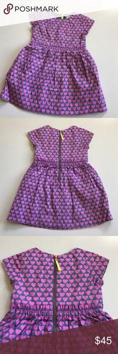 Crewcuts Dress Worn a twice. In excellent condition. Made very well. Crewcuts is the kids line of J. Crew. J. Crew Dresses