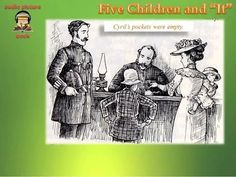 Learn English through story  Five children and It level 2 - YouTube