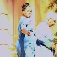 Kerry Washington, enceinte et radieuse : Baby shower relax avec Jane Fonda