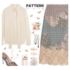 Head-to-Toe Pattern Mixing by annbaker
