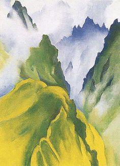 Machu Pichu I O'Keeffe, Georgia 1957
