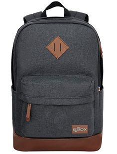 4b3e17bd1a EBOX 2-Layer School Backpack Laptop Rucksack Fits 14 15 15.6 Inch Travel  Casual - Travel Backpack  travel  backpack -  34.38 End Date  Wednesday  Mar-20-2019 ...