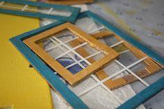 Do it Yourself Dollhouse Windows