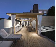 【自宅を遊び倒す】全部入り屋外リビング・ダイニング・キッチン | 住宅デザイン