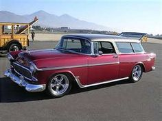 55 Chevy Nomad | Flickr - Photo Sharing!