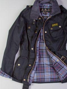 SEAWALL :: Barbour Womens International Jacket - Woven Tops - Womens
