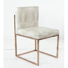 Found it at AllModern - Parsons Chair