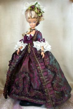 BArbie, history doll