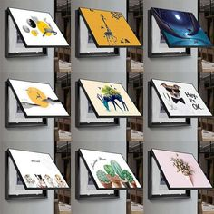Meter Box Decorative Frame Distribution Box Electric Switch Box Cover Hole Plate Wall Decoration Creative Plant Rack|Hooks & Rails| - AliExpress Oil Painting Pictures, Pictures To Paint, Wall Shelf Unit, Wall Shelves, Plate Wall Decor, Plates On Wall, Cheap Paintings, Covered Boxes, Spray Painting