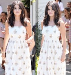 Selena Gomez leaving a private party in Brentwood on August 10, 2014