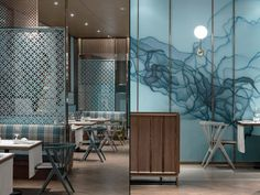 Huayue Court Peking Duck restaurant by Golucci Interior Architects, Shanghai – China » Retail Design Blog