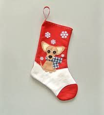 Image result for chihuahua stocking