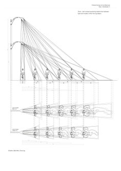 Architecture Portfolio. Oxford School of Architecture. Year II