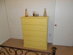 Glidden Vintage Yellow