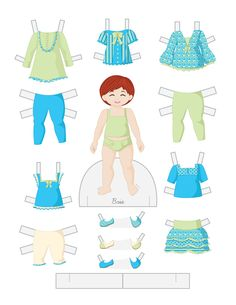 Toddler Fashion Friday - BRIA by Julie Matthews from Paper Doll School