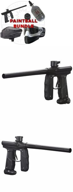 Marker Packages 47248: Empire Mini Gs Paintball Setup | Dust Black | Mask + Hpa 68 4500 Tank And Hopper -> BUY IT NOW ONLY: $544.95 on eBay!