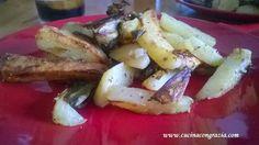 Patate e carciofi di Gabriele Un secondo da leccarsi i baffi preparato da Gabriele De Angelis #oggicucinapiccipicci #incucinamidiletto #cosebuone #semplicità | Cucina con Grazia