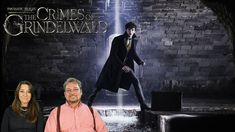 Fantastic Beasts: The Crimes of Grindelwald Teaser Trailer #1 (2018) Reaction and Review Fantastic Beasts: The Crimes of Grindelwald Teaser Trailer #1 (2018) Reaction and Review Donathan and Kelly check out the latest trailer in the Fantistic Beasts series the Crimes of Grindelwald. Storyline The powerful dark wizard Gellert Grindelwald (Johnny Depp) has been captured by MACUSA (Magical Congress of the United States of America) with the help of Newt Scamander (Eddie Redmayne). But making…