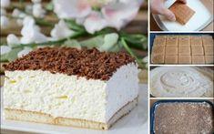 Pie Dessert, Cookie Desserts, Sweet Desserts, Sweet Recipes, No Bake Cookies, Cake Cookies, No Bake Cake, Baking Recipes, Snack Recipes