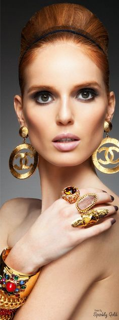 Sparkly Gold : Foto